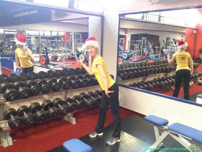 Dec 24th,2014 / Quatro Fitness